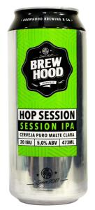 Brewhood Hop Session - Lata 473ml