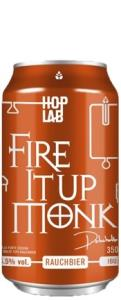 Hop Lab Fire It Up Monk - Lata 350ml