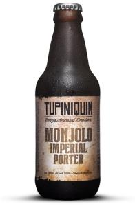 Tupiniquim Monjolo Imperial Porter - 310ml