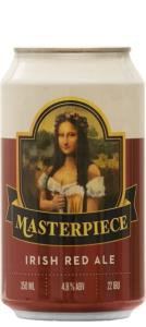 Masterpiece Irish Red Ale - Lata 350ml